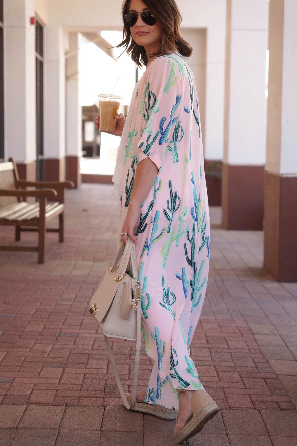 c8716f3d0 Cactus Kimono — The Golden Girl Diary