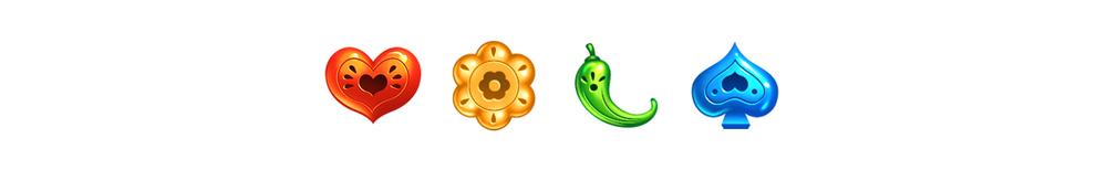Dia Muertos Symbols Icon