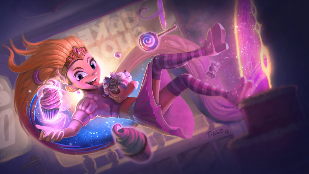 Splash Art Image Illustration LoL League of Legends