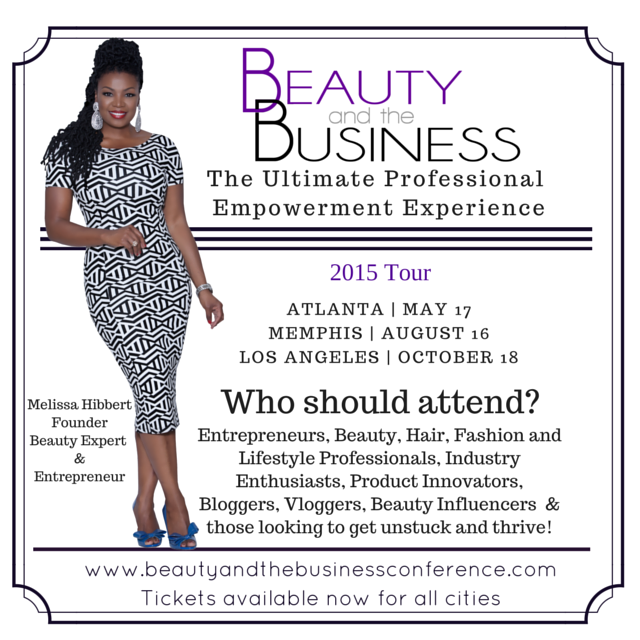 Beauty and the Business 2015 Tour