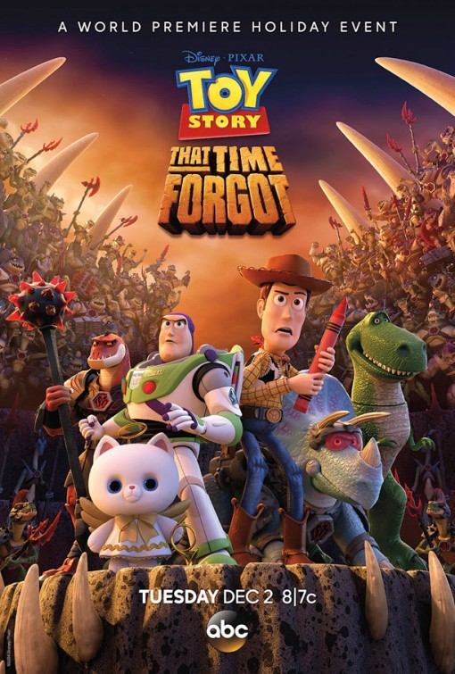Toy Story The Time Forgot