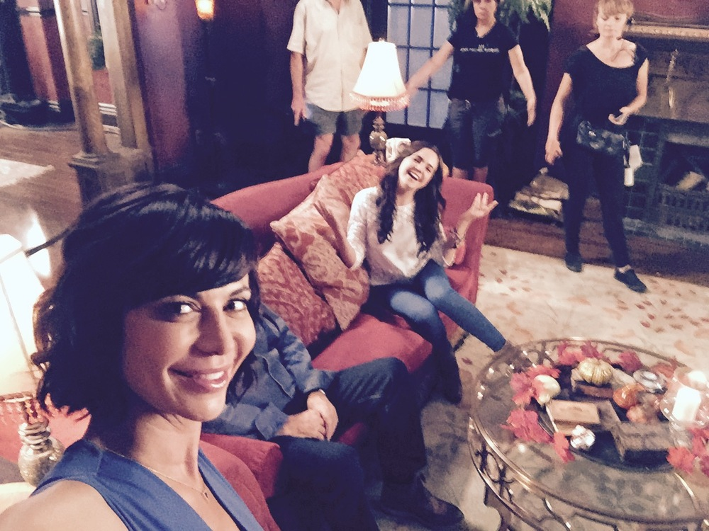 Good Witch Halloween special coming up.... — Catherine Bell