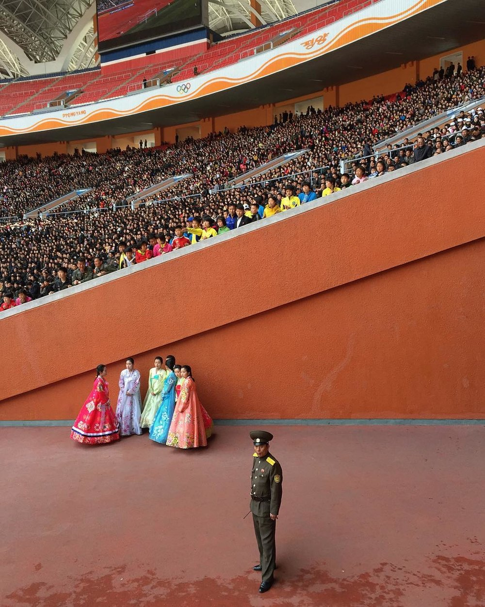 Rungrado 1st of May Stadium, Pyongyang, DPRK