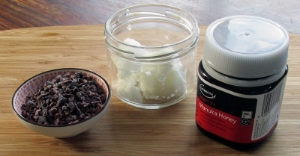 Homemade Chocolate Ingredients