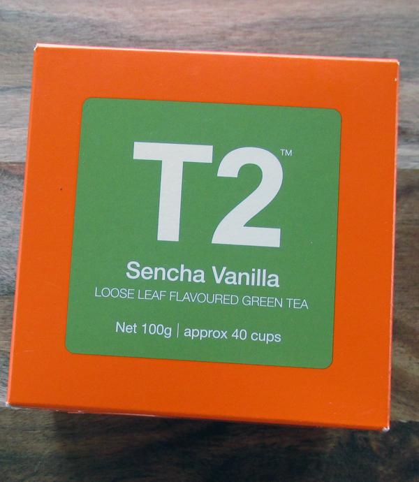 Sencha Vanilla Tea