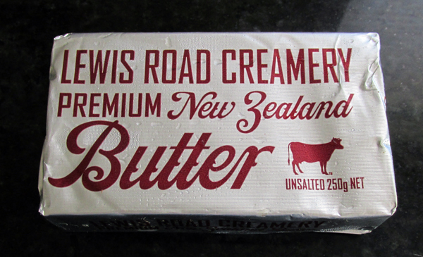 Lewis Road Creamery Unsalted Butter