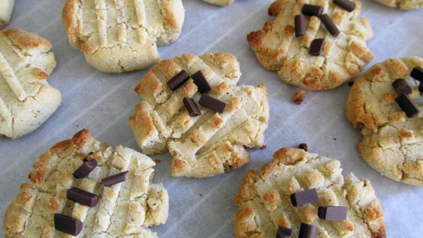 Primal Shortbread Cookies