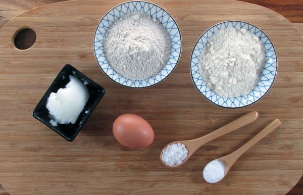 Dumpling ingredients