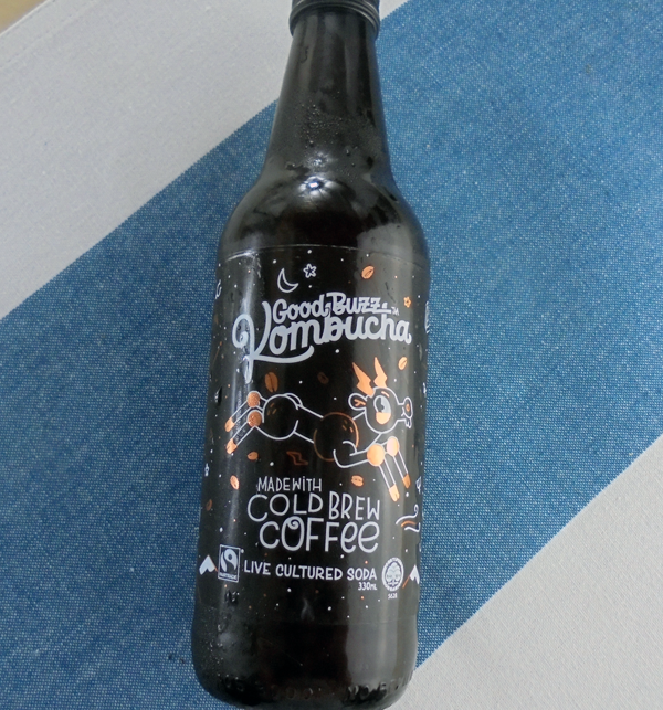 Coffee Kombucha
