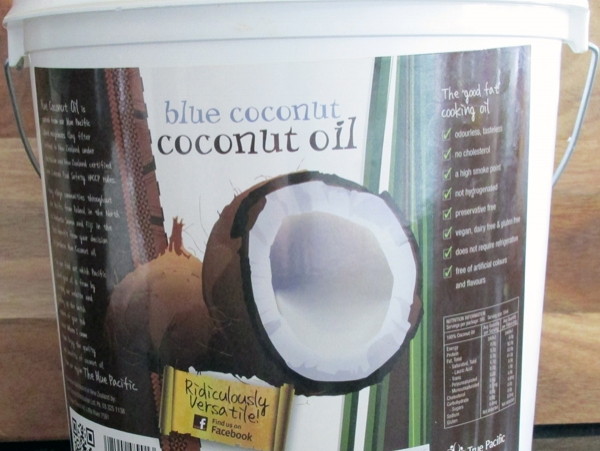 Good quality coconut oil is great for the skin