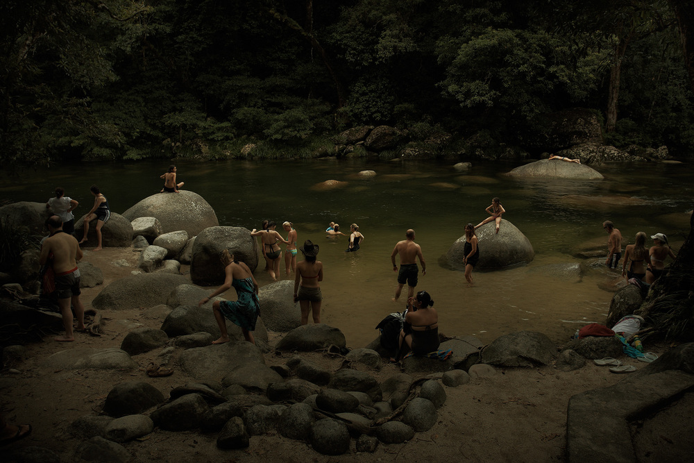 Mossman Gorge - Monday Afternoon (2011)