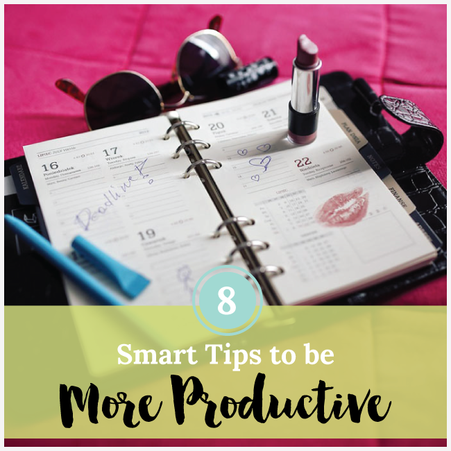 Error Log: 8 Smart Tips To Be More Productive