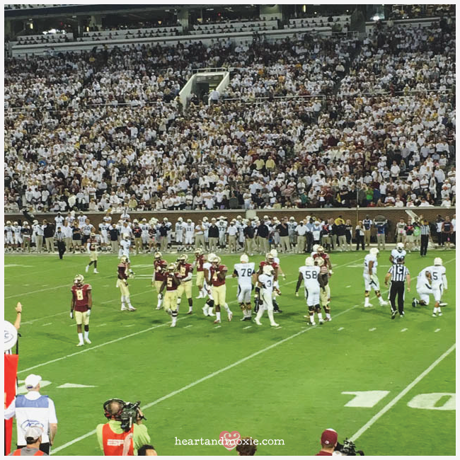 Georgia Tech vs. FSU