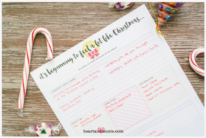 You can download this planner page below!