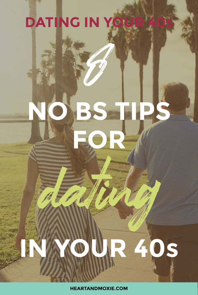 How to start dating in your 40s