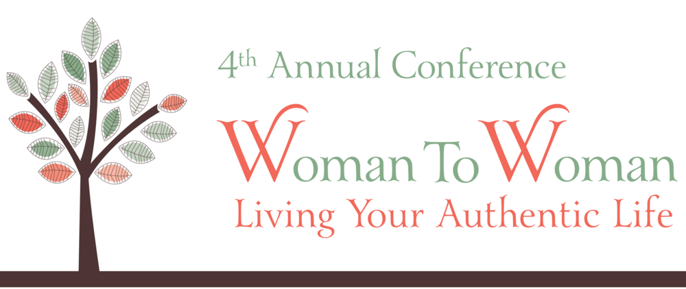 Woman To Woman Conference Logo