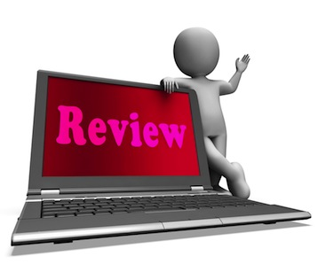 What is a Sponsored Review?