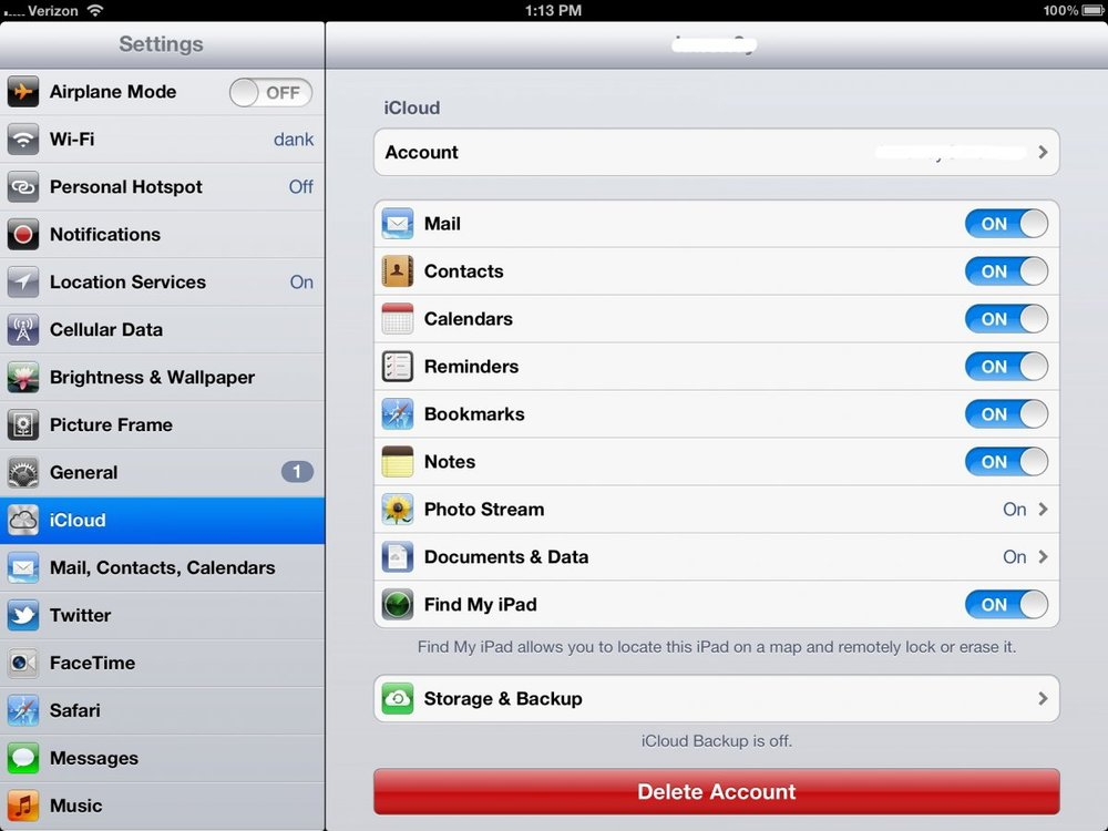 Why iCloud is Your Most Important Password