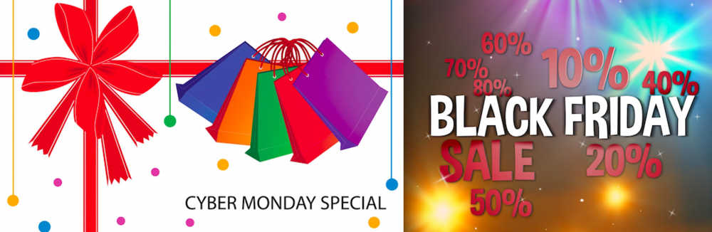 How to Promote Black Friday and Cyber Monday