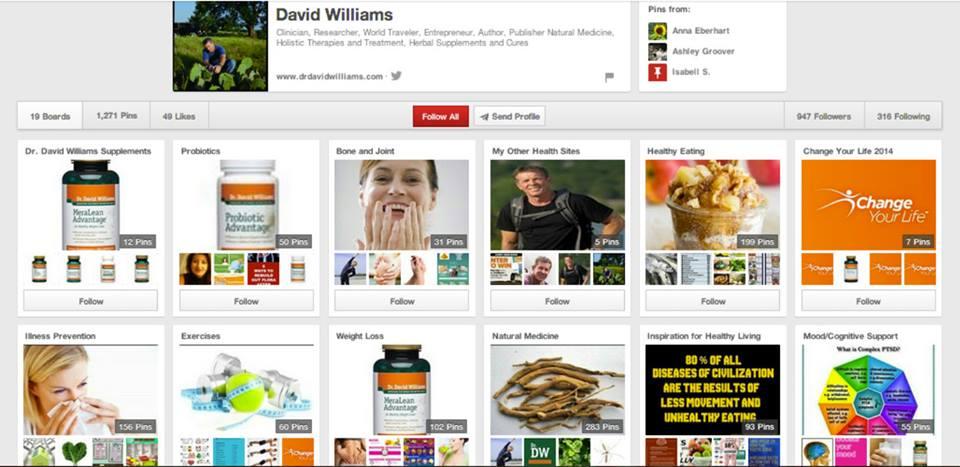 David Williams-pinterest
