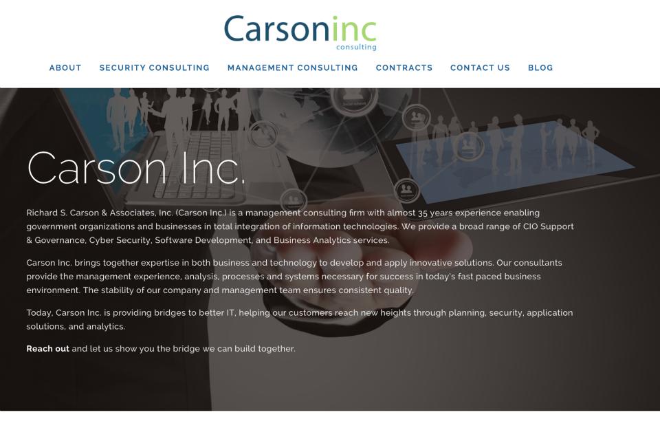 carson-webdesign