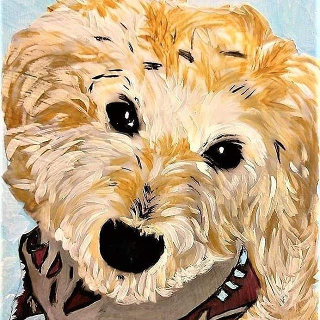 Tickets are selling quickly! Paint your pet @ Dawg Paradise February 23rd the 12pm class is almost full. Get your tickets before they are gone! https://www.facebook.com/events/360993054691037/?active_tab=discussion