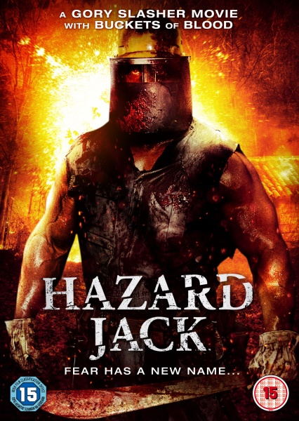I star as an unlikely geek heroine in the cable premiere of  Hazard Jack , directed by renowned cult filmmaker, David Worth ( Kickboxer ,  Blood Sport ).