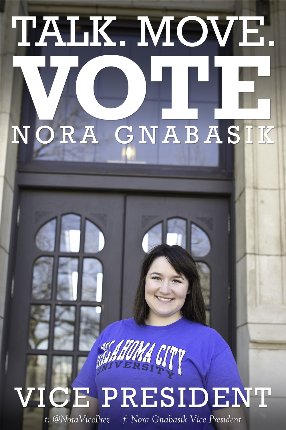 Nora for VP
