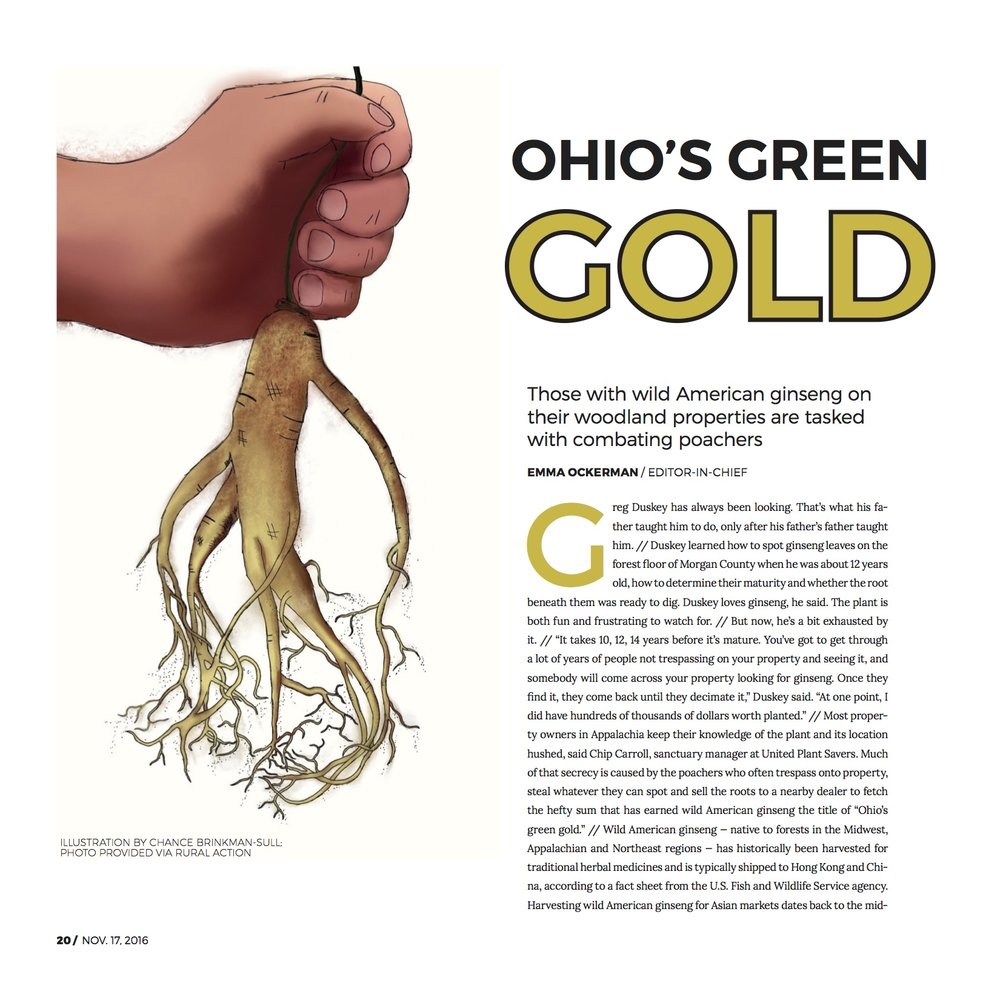 Ohio's Green Gold