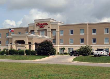 Hampton Inn Seguin Address: 1130 Larkin Ave, Seguin, TX 78155 Phone: (830) 379-4400