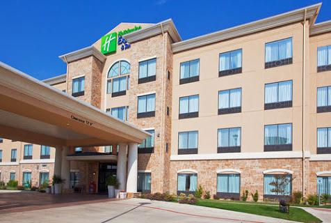 Holiday Inn Express Address:2801 Jay Rd, Seguin, TX 78155 Phone:(830) 379-4440