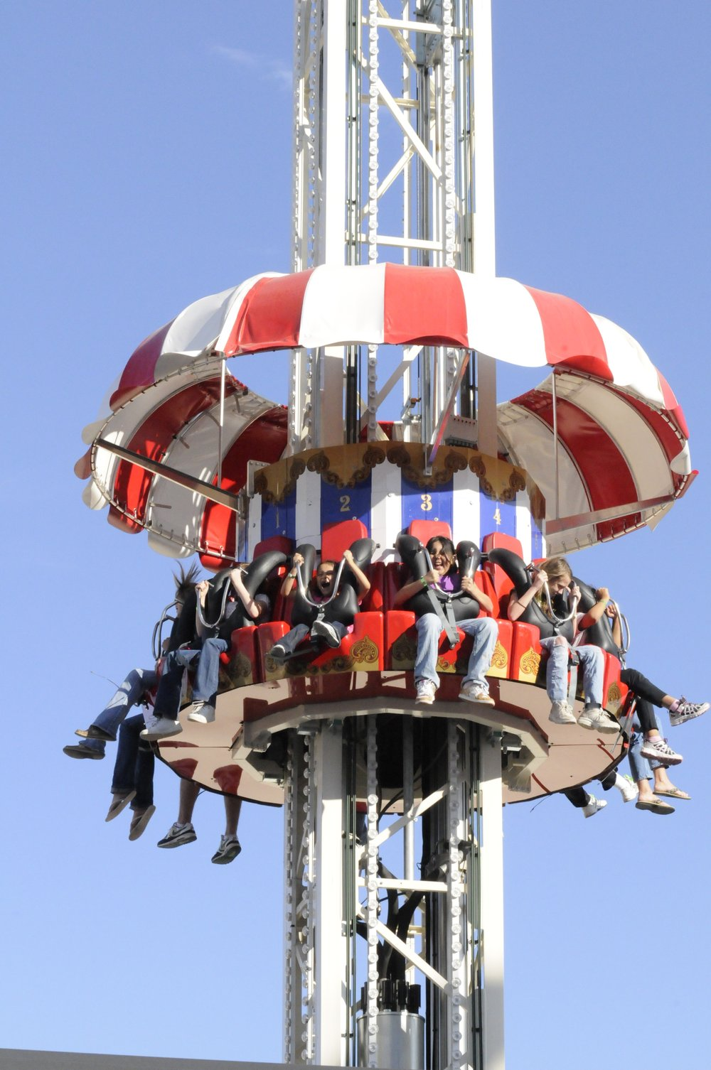 Extreme Group Trip  - Minimum 15 Participating Group Members$13.99/person for 4 hours$15.99/person for 5 hoursor $19.99/person for all day Unlimited Access to All Attractions: Switchback Roller Coaster, Dizzy Toucan, Bungee Trampoline, Parachute Drop, Rock-Climbing Wall, Silo Climb, MaxFlight Simulator, Jungle Playland, Video Games, and Go-Karts. All water attractions are also included when available (March through September, weather permitting). Add Pizza for $5.00 per person (2 slices of pizza and a medium drink each). One adult wristband will be provided free for every 10 children/group members to participate. Other adults (18+) may come in for free to watch. Additional adult bands are the same price as the children's bands for those wishing to participate.  For further information or to book a group, please call (830)386-0151.