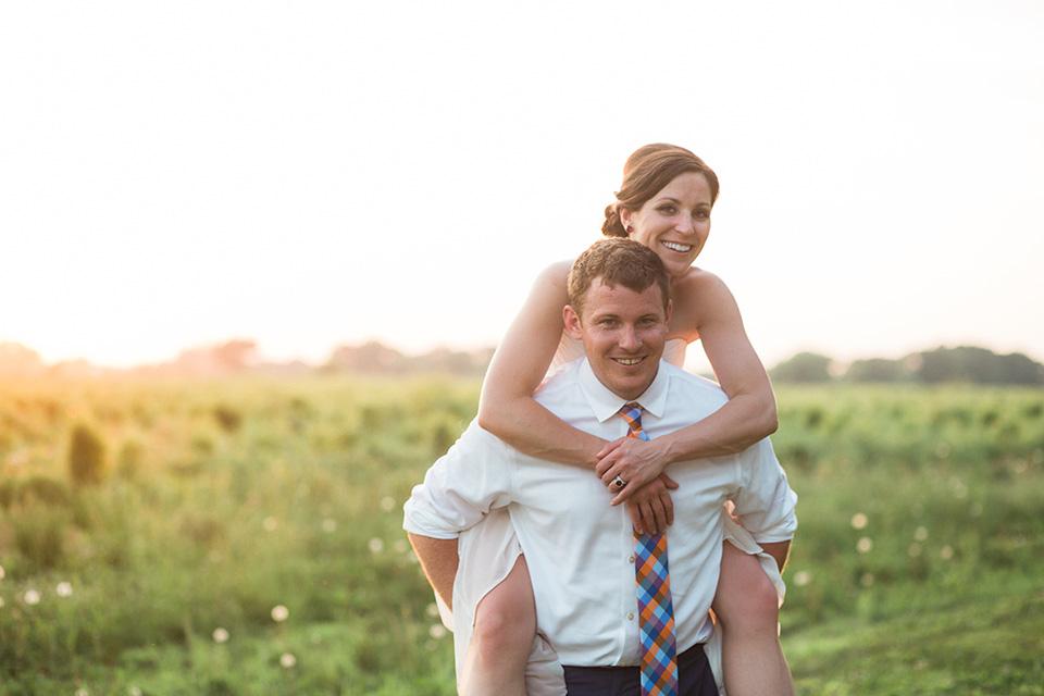 Diamond Oak Events Wedding Reception - Stephanie and Scott