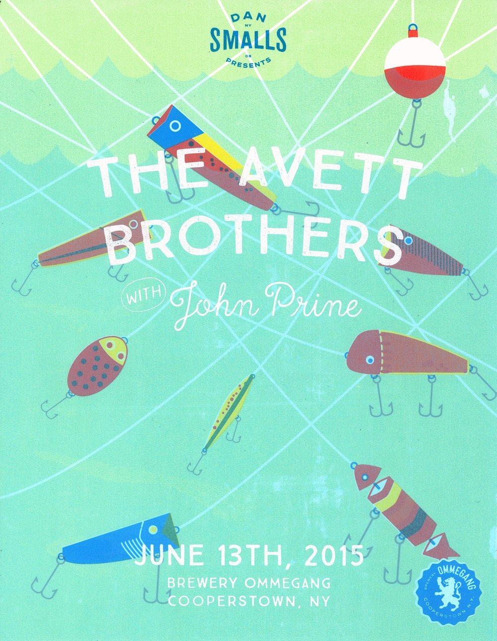 The Avett Brothers  6c. Screen Print  Designed & Printed by Kaleb Hunkele