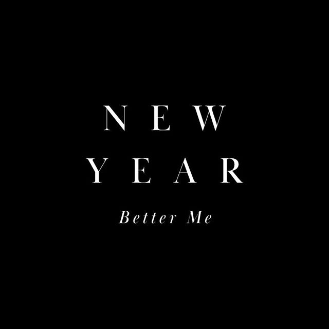 No new me. Same old me, but better. #betterme #happynewyear #2019 . . . . . . #lifestyleofblack #blackiseverything #blackandwhitefashion #blackandwhiteonly #minimalist #minimalism #minimaliststyle #minimalistlifestyle #essentialist #essentialism #luxuryfashion #luxurylifestyle #luxuryfashionblog #edgyfashion #edgystyle #streetstyleluxe #modernfashion #luxurybeauty #luxurybeauty #edgybeauty #luxebeauty #modernbeauty