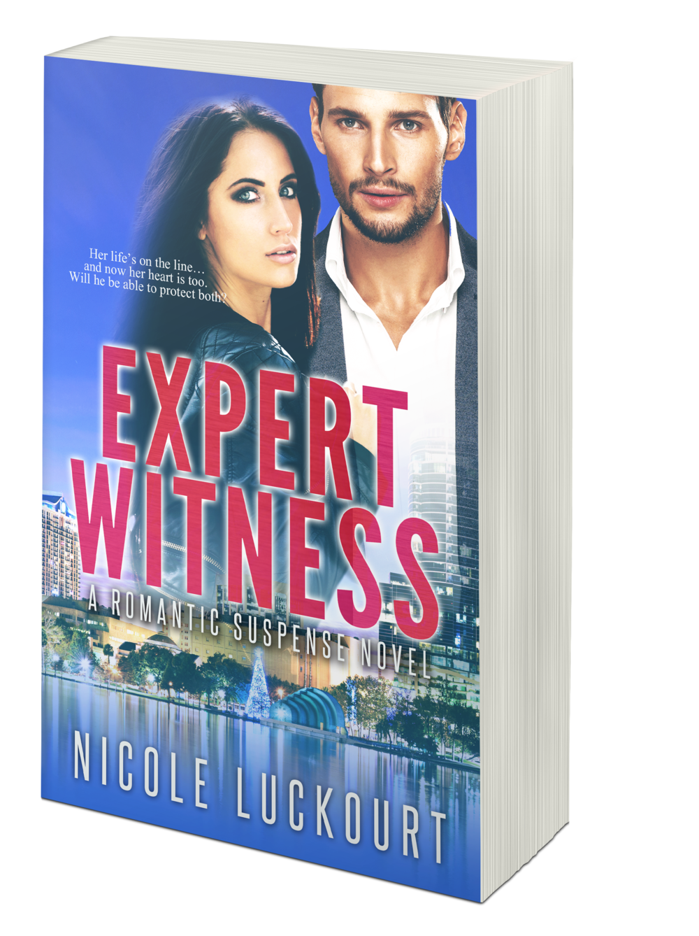 Expert Witness Available on Amazon!