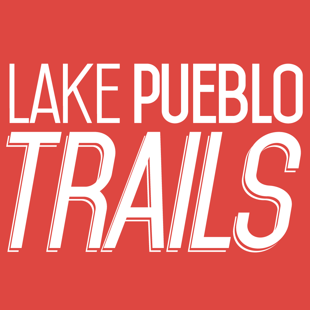 The Lake Pueblo Trails are located at the Lake Pueblo State Park.Us locals call it the