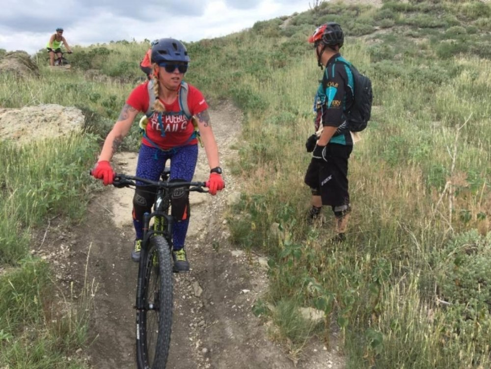 MTB 101 - Dates: March 10th @ 10 am, June 10th @ 9 amLocation: Meet at the South Shore Trail Head at Lake Pueblo State Park - Please plan to pay park admission.Details: Learn the basics of mountain biking including setting up your bike, how to brake, the attack position and so much more! What to bring: Mountain Bike, Helmet, Water and Active Clothing