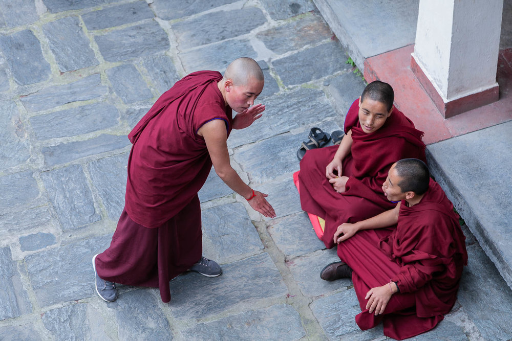 Debating the Dharma, Dolma Ling Nunnery