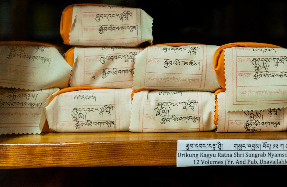 Tibetan texts