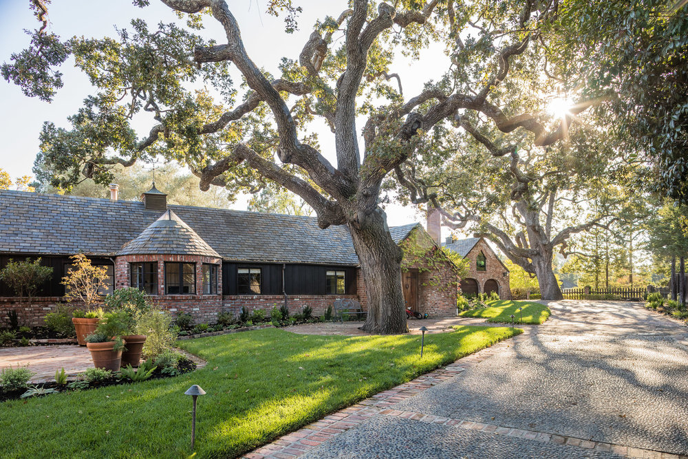 Brescia Home, Walnut Creek: Carr Jones architect