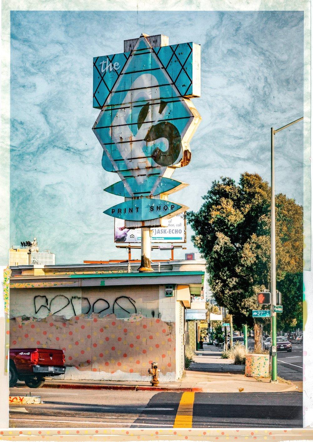PS Print Shop, Oakland