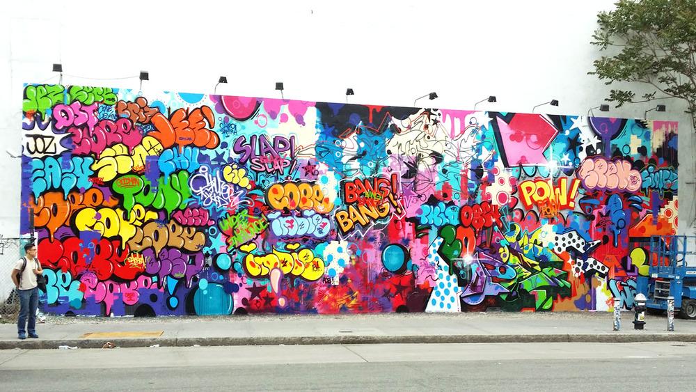 Street Mural COPE2