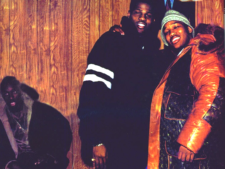 "Stanley Harvey, RIchard Porter and Alberto ""Alpo"" Martinez"