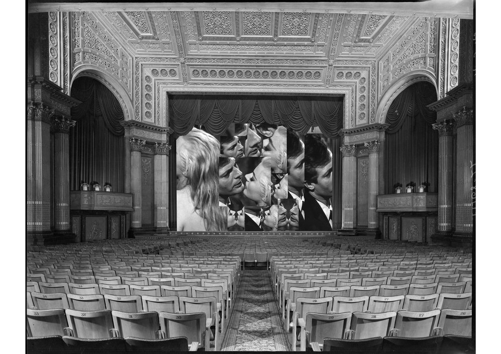 Original theatre image courtesy of State Library of Victoria