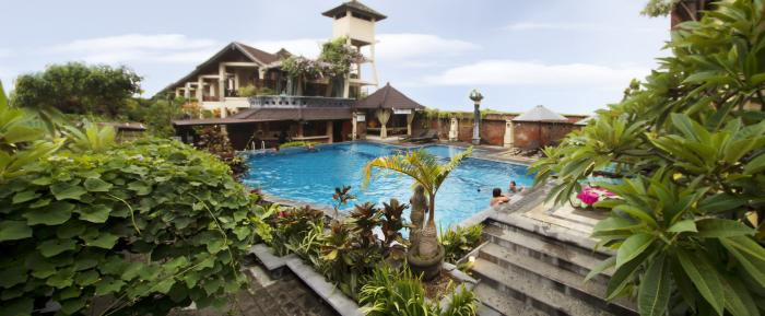 Pool at Bali Ayu