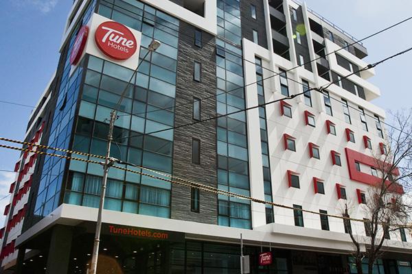 Tune Hotel Melbourne
