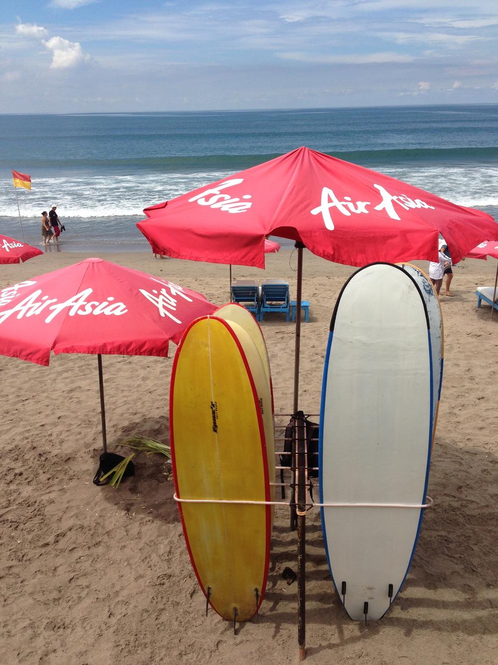 Ku De Ta beach
