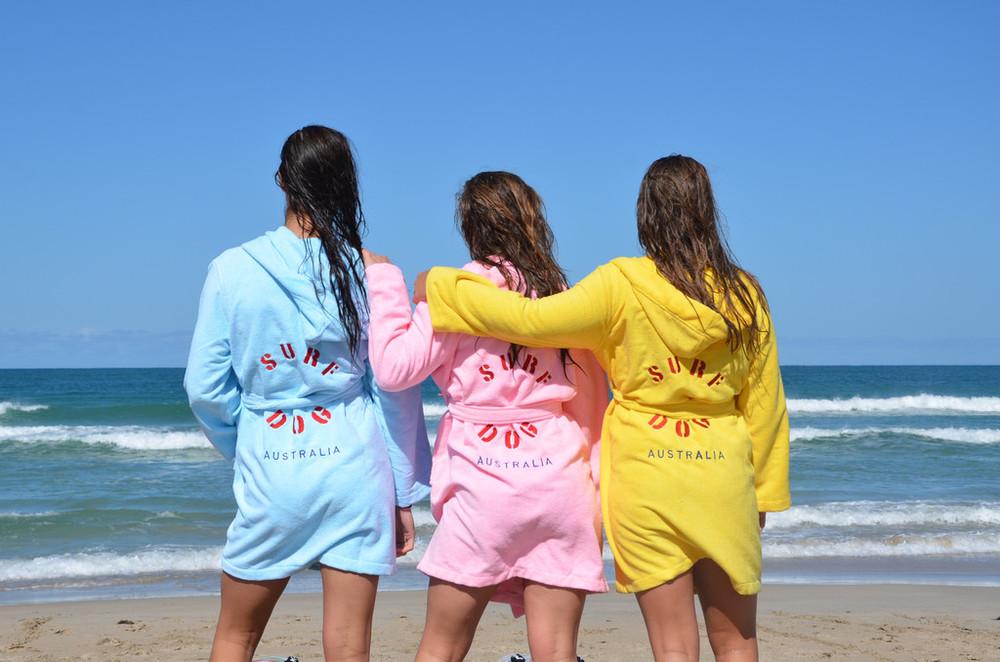 Surf Dog robes