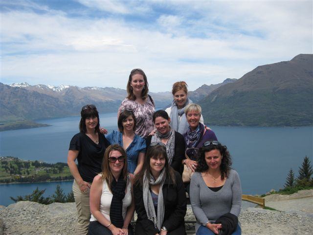 Queenstown group